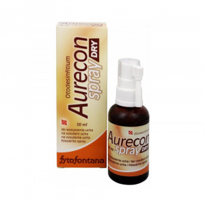 Aurecon dry sprej 50 ml