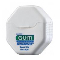 SUNSTAR GUM Zubná niť voskovaná 55 m