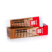 GALVEX Gáfrová masť s ichtamolom 50 g