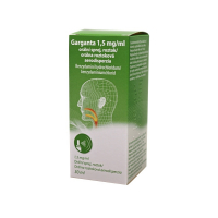 GARGANTA 1,5 mg/ml 30 ml