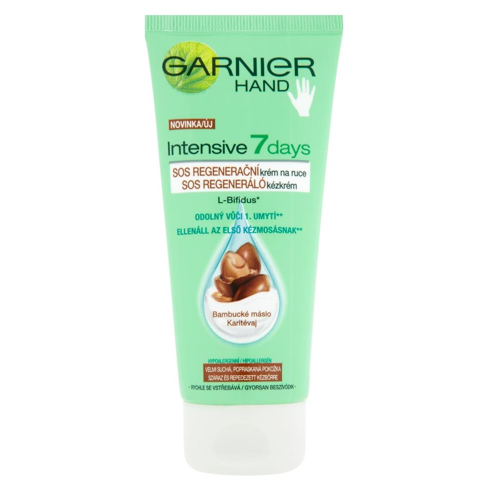 Garnier 7days krém na ruky 100ml karité
