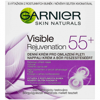 GARNIER Vital Active krém denný proti vráskam 55+ 50 ml