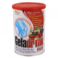 GELADRINK Plus višňa 340 g