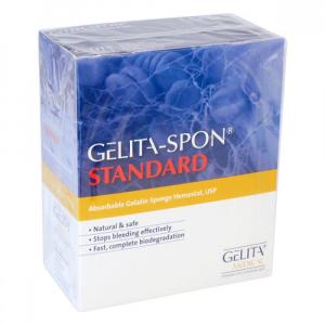 GELITA-SPON STANDARD GS-010 10 ks 80x50x10mm