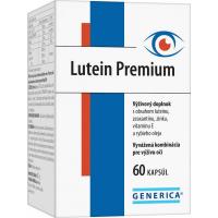 GENERICA Lutein Premium 60 kapsúl
