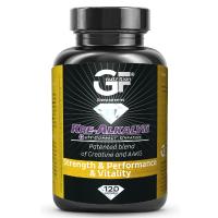 GF NUTRITION Kre-alkalyn + AAKG 120 kapsúl