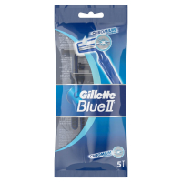GILLETTE Blue II holítko 5 ks