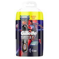 GILLETTE Fusion ProGlide FlexBall holiaci strojček + náhradné hlavice 3 ks