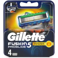 Gillette ProGlide náhradné hlavice power 4ks