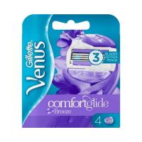Gillette Venus Breeze náhradná hlavica 4 ks