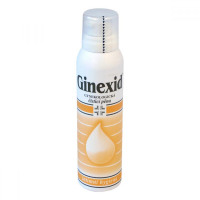 GINEXID gynekologická čistiaca pena150 ml