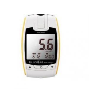Glukometer GlucoLab + 25 testovacích prúžkov