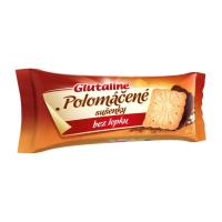 GLUTALINE Polomáčané sušienky bez lepku 80 g