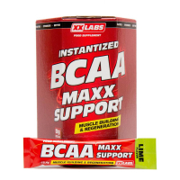 GOLD MAXX BCAA Maxx Support príchuť limetka 310 g