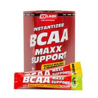 GOLD MAXX BCAA Maxx Support príchuť pomaranč - limetka 310 g