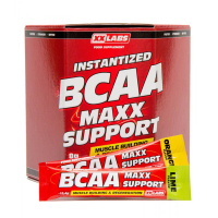 GOLD MAXX BCAA Maxx Support príchuť pomaranč - limetka 620 g