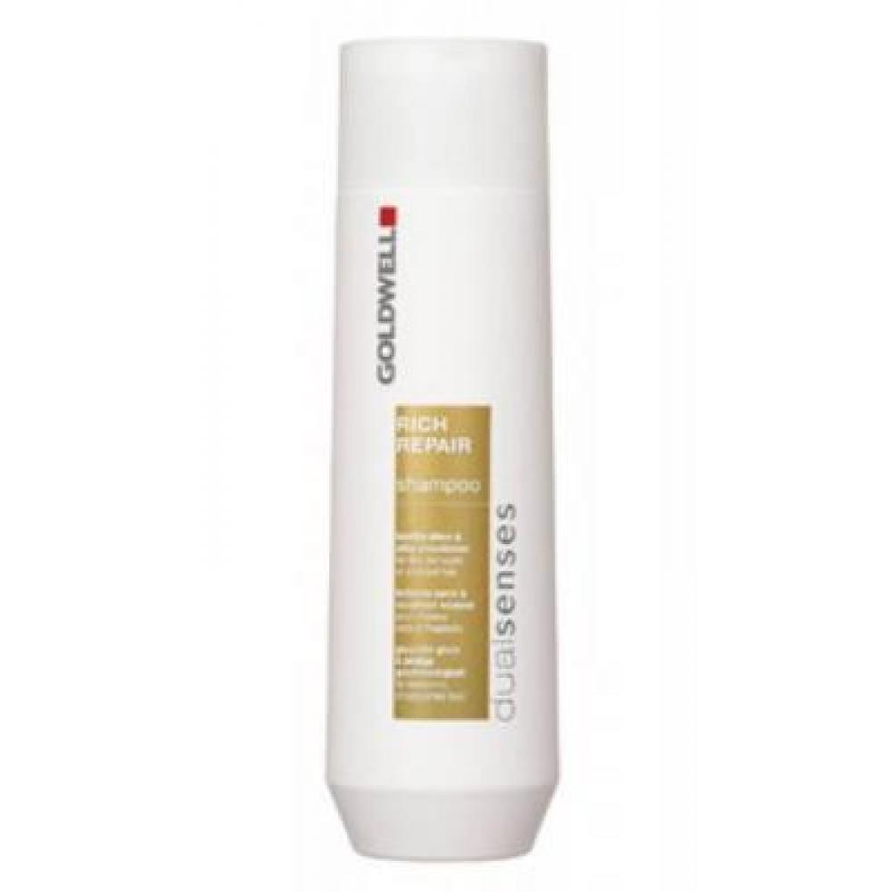 Goldwell Dualsenses Rich Repair Shampoo 250ml (Šampon pro suché a lámavé vlasy)