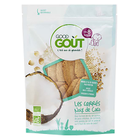 GOOD GOUT Kokosové vankúšiky BIO 50 g