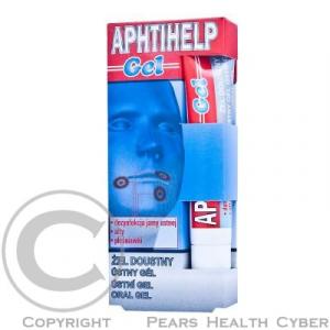 GORVITA APHTIHELP ústny gél 10 g