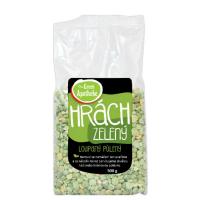 GREEN APOTHEKE Hrach zelený lúpaný polený 500 g