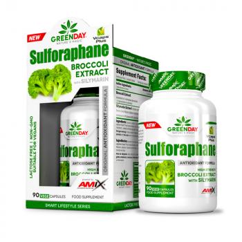 GREENDAY Sulforaphane 90 kapsúl