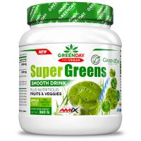 GREENDAY Super greens smooth drink 360 g