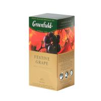 GREENFIELD Herbal festive grape 1+1 ZADARMO
