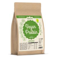 GREENFOOD NUTRITION Vegan proteín vanilka 750 g