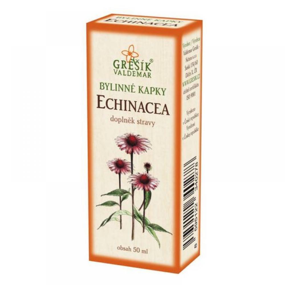 Grešík kvapky Echinacea 50 ml