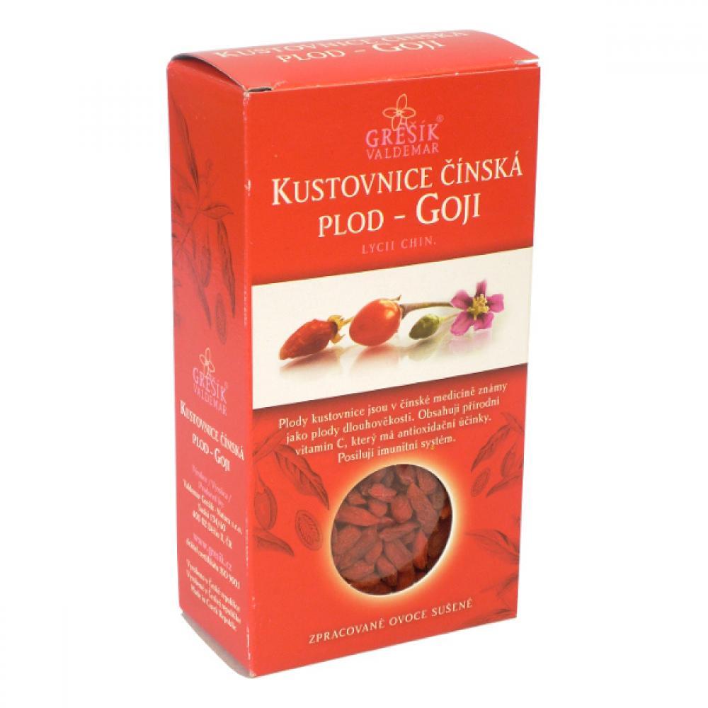 Grešík Kustovnica čínska plod - Goji 100g