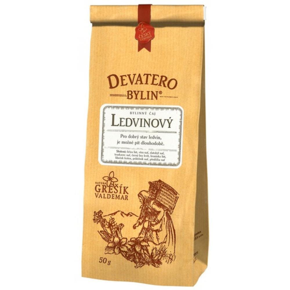 Grešík Ľadvinový čaj sypaný Devatero bylín 50 g