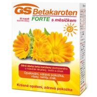 GS Betakarotén Forte 30 kapslí