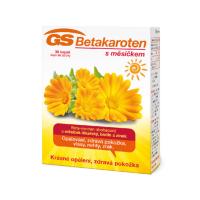 GS Betakarotén s nechtíkom 30 kapslí