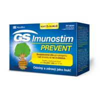 GS Imunostim Prevent 20 tabliet