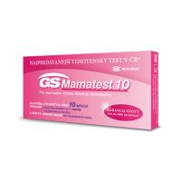 GS Mamatest 10 Tehotenský test 2 kusy