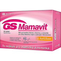 GS Mamavit 30 tabliet