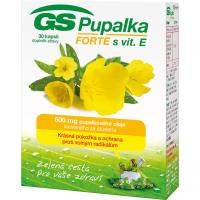 GS Pupalka Forte s vitamínom E 30 tabliet