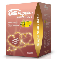 GS Pupalka Forte s vitamínom E 70 + 30 kapsúl EDÍCIA 2020