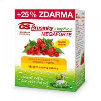 GS Brusnice so žihľavou MEGAFORTE 50 kapsúl