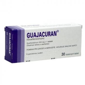 GUAJACURAN 200 mg 30 tabliet