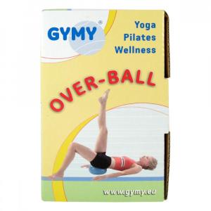 GYMY over-ball lopta priemer 25cm v krabičke