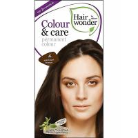 HAIRWONDER Dlhotrvajúca farba BIO - stredne hnedá 4 – 100 ml
