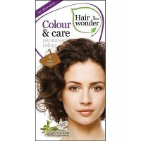 HAIRWONDER Prírodné dlhotrvajúca farba na vlasy Svetlo hnedá 5