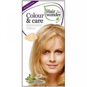 HAIRWONDER dlhotrvajúca farba bio svetlá blond 8 100 ml