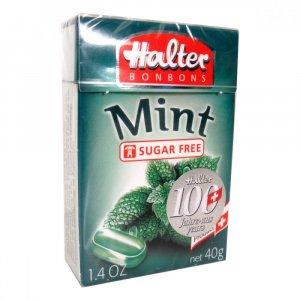HALTER cukríky Mint 40g