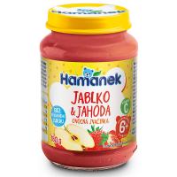 HAMÁNEK Jahoda nesladená 180 g