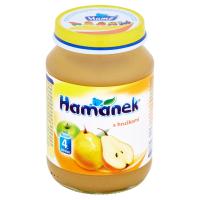 HAME Dojčenská výživa Hrušky 190 g