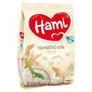 HAMI Ryžová nemlična kaša ryžová 180 g