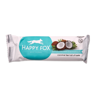 HAPPY FOX Kokosová tyčinka 40 g