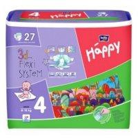 HAPPY MAXI PLIENKY 8-18KG 27KS  503
